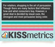 How do colours effect marketing
